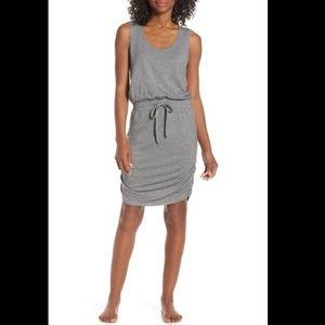 NWT Zella Monica Drawstring Dress